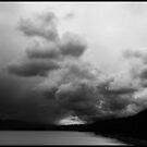 Die Ruhe vor dem Sturm ... by Angelika  Vogel
