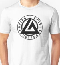 Brian T-City Ortega Jiu-Jitsu Merchandise Unisex T-Shirt