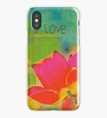 Live n Love - b46b-013a iPhone Case
