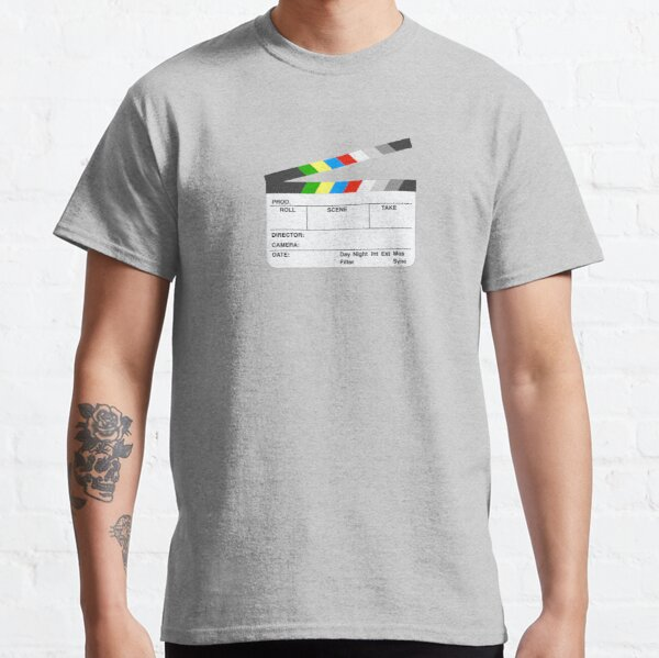 Clapperboard Classic T-Shirt