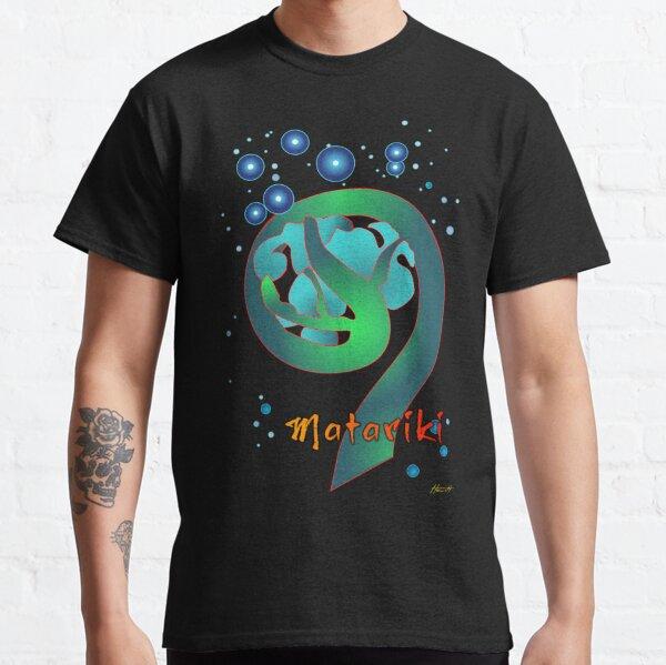 Matariki - the Rising of The Pleiades Classic T-Shirt