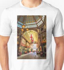Leadenhall Market, City of London Unisex T-Shirt