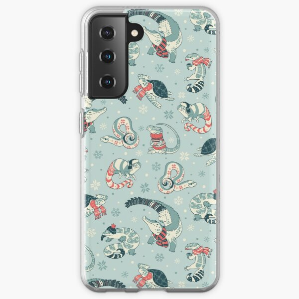 Winter herps Samsung Galaxy Soft Case