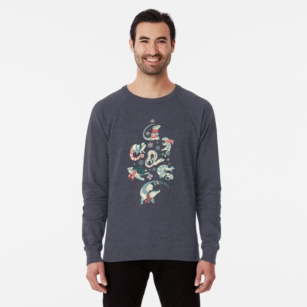 Winter Herps Leichter Pullover