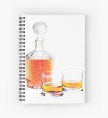 Whisky  Spiral Notebook