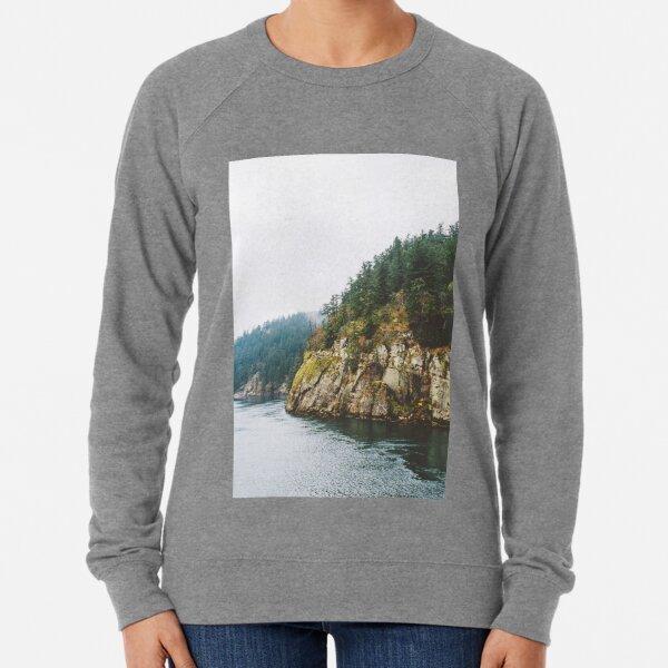 Ferry to Victoria, BC Lightweight Sweatshirt