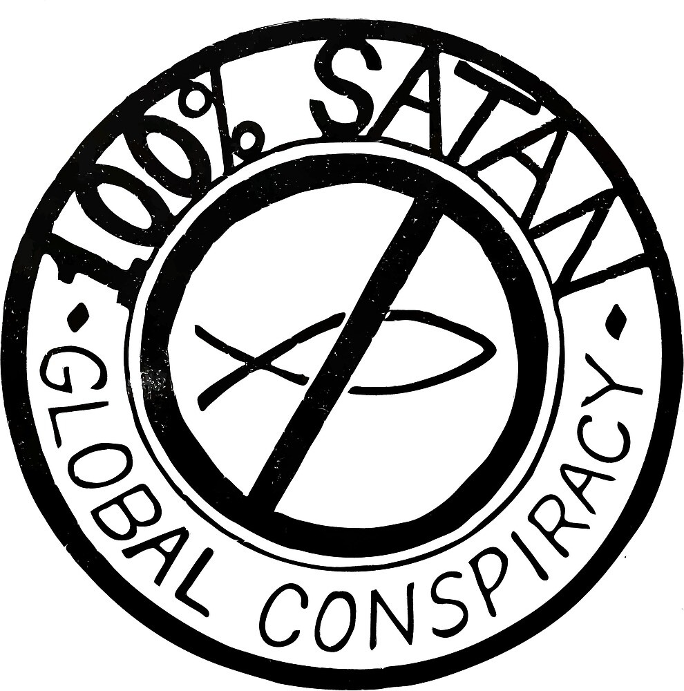 100% Satan Global Conspiracy by rooosterboy