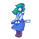 SANAE IS A GOOD GIRL by anatoleserial