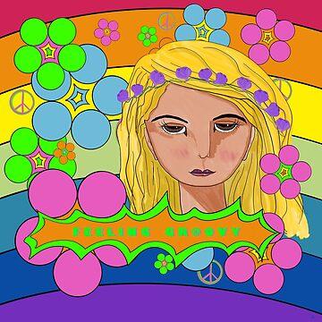 Flower Power Feeling Groovy by Sheri42