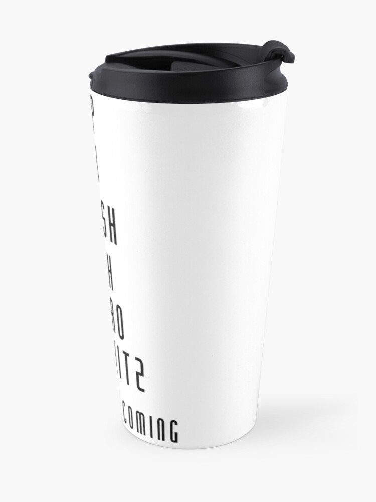 Alternate view of Chicago - The Musical/Movie Travel Mug