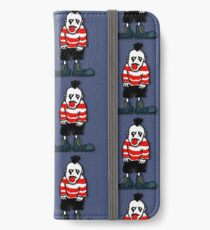 Roger iPhone Wallet/Case/Skin