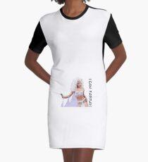 Team Farrah Moan Graphic T-Shirt Dress