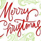 Merry Christmas by crystalliora