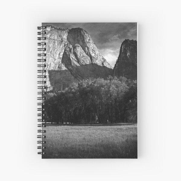 Yosemite National Park  Spiral Notebook