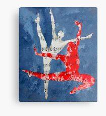 ballet lovers 2 Metal Print