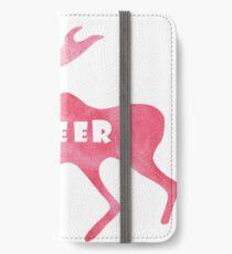 Christmas Deer iPhone Wallet/Case/Skin