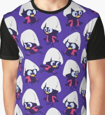 Calimero Pattern Graphic T-Shirt