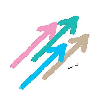 Arrows No3 by Banta