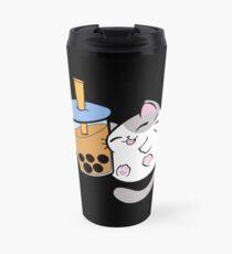 BobaCat Travel Mug