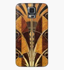 Art Deco Hülle & Klebefolie für Samsung Galaxy