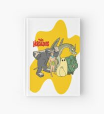 Classic Cartoons The Herculoids-  T-Shirt, Mugs, Bag and more Hardcover Journal