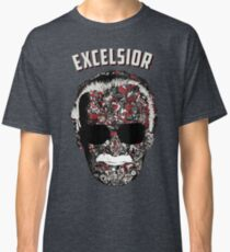 Stan Lee Tribute Shirt - Excelsior - Quote - Gift  Classic T-Shirt