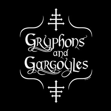 Gryphons and Gargoyles by wloem