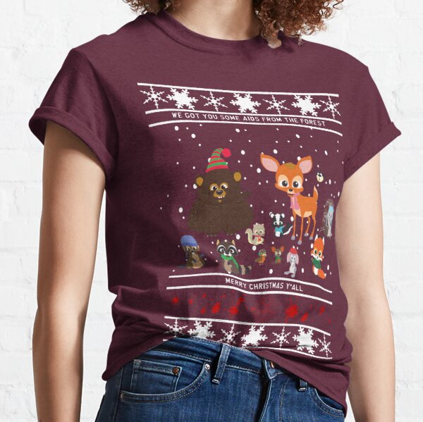Woodland Critters Classic T-Shirt