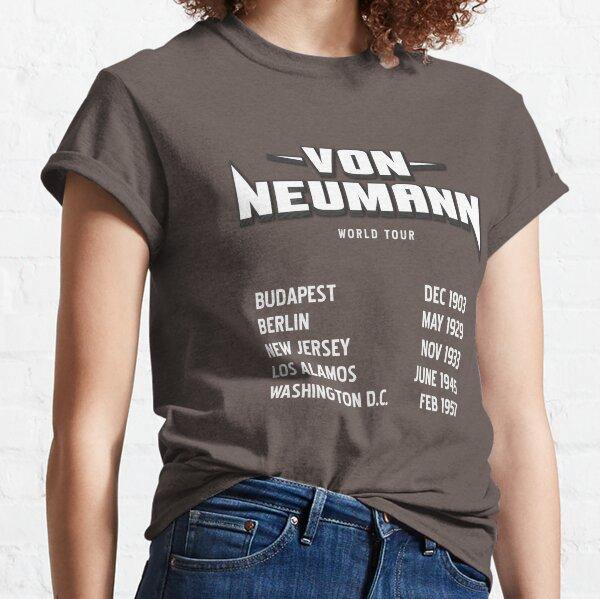Von Neumann Mock World Tour Band Classic T-Shirt