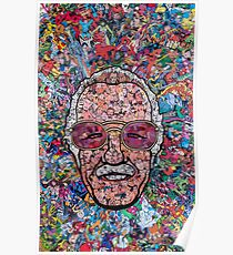 STAN LEE ALL STARS (REFINED PLACEMENT) Poster
