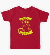 Awesome Possum Kids Tee