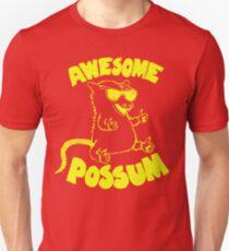 Super Possum Slim Fit T-Shirt