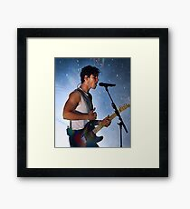 Shawn Magical Mendes Framed Print