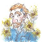 Watercolor Vincent by Daisyart-lab