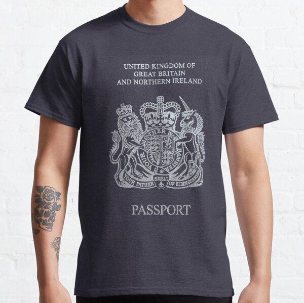 Brexit Passport Classic T-Shirt