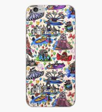 Attractions of Magic Land iPhone Case