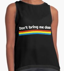 Dont Bring Me Down Contrast Tank