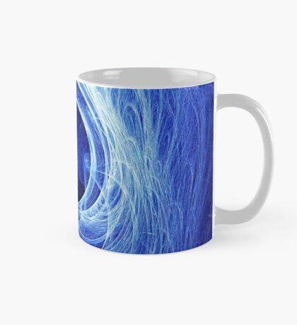 Abstract Full Moon Waves Mug