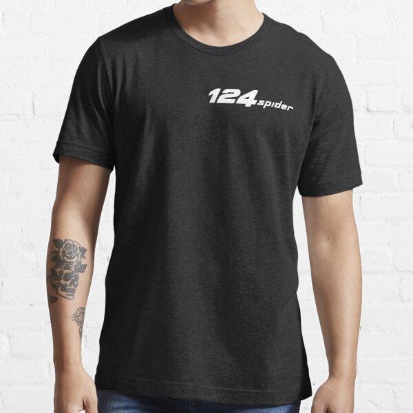 Abarth 124 araignée T-shirt essentiel