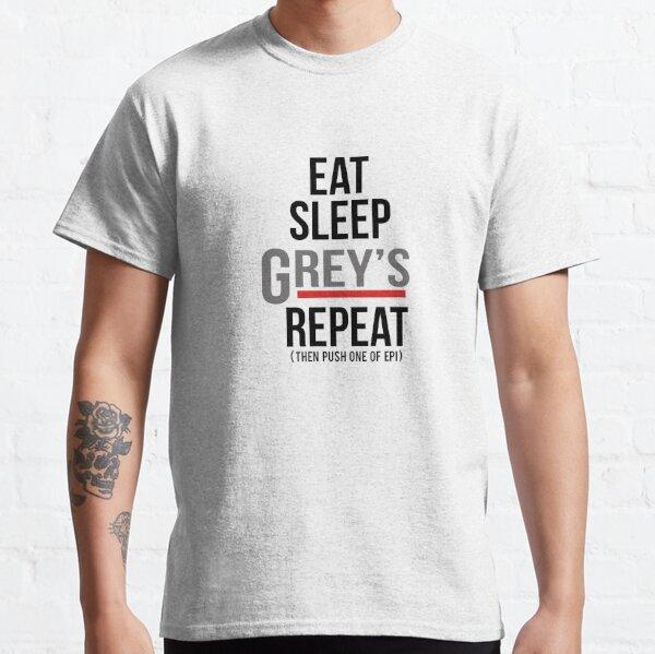 Grey's Repeat Classic T-Shirt