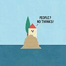 No Thanks by Teo Zirinis