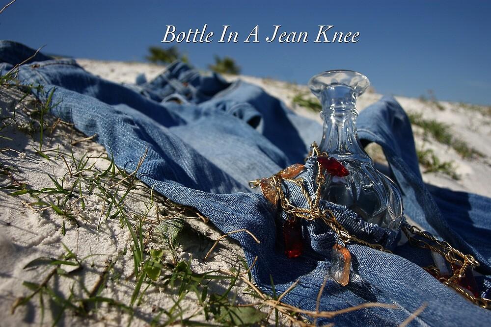 Bottle In A Jean Knee by JpPhotos