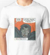 MF Doom - Metal Fingerz Unisex T-Shirt