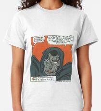MF Doom - Metal Fingerz Classic T-Shirt