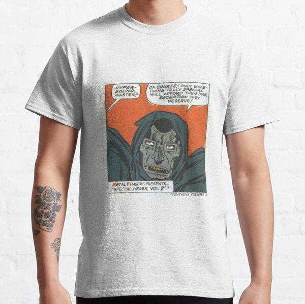 MF Doom - Metal Fingerz Camiseta clásica