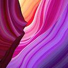 Lower Antelope canyon 2 by vladstudio