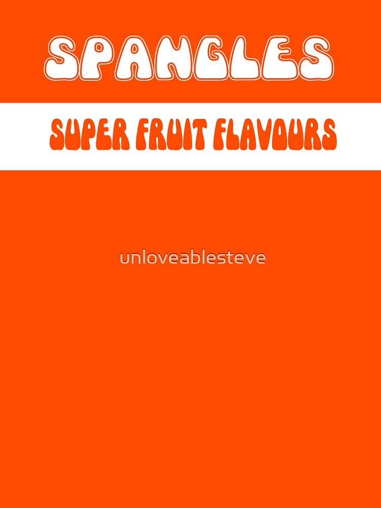Spangles by unloveablesteve