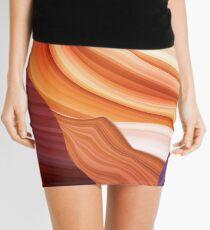 Lower Antelope canyon 3 Mini Skirt