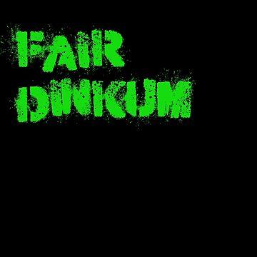 Fair Dinkum by underscorepound