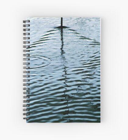 up a creek... Spiral Notebook